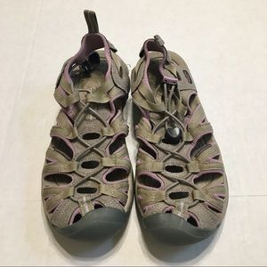 Keen water comfort sandal shoes